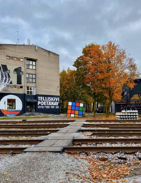 telliskivi poetanav tallinn quartier hipster guide voyage estonie clematc