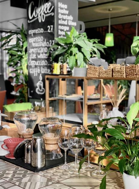 adresse déguster bon café traditionnel torréfacteur Telliskivi Tallinn