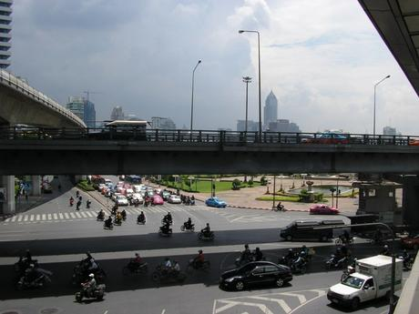 Se déplacer dans Bangkok