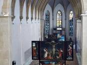 mains d'yeux musée Unterlinden