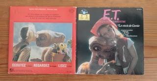 Livre-disque – E.T. l'extra-terrestre, le récit de Gertie