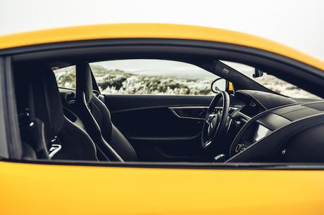 New Jaguar F-TYPE_R Coupé AWD_Sorrento Yellow-46
