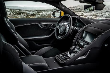 New Jaguar F-TYPE_R Coupé AWD_Sorrento Yellow-42