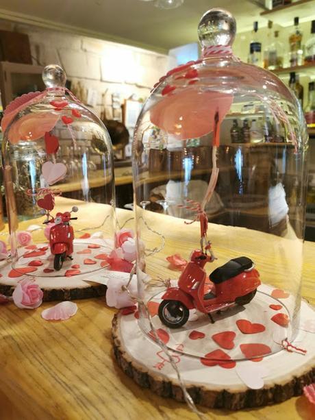 « Menu Saint Valentin » (13 210 Saint-Rémy de Provence)