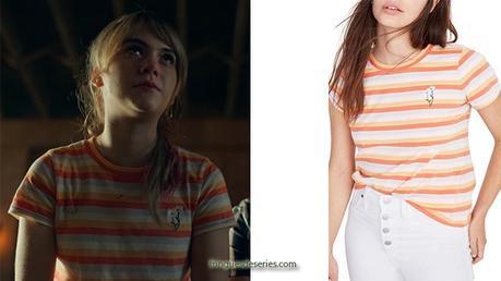 Locke & Key : Striped t-shirt for Kinsey in S1E06