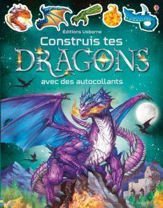 Simon Tudhope / Construis tes dragons avec des autocollants