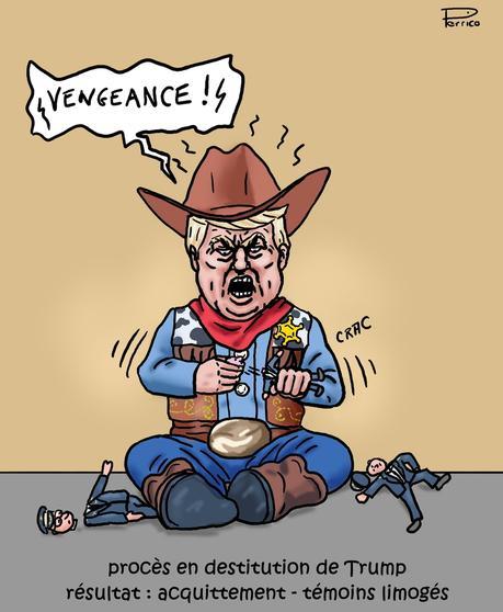 la vengeance de Trump