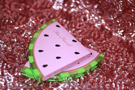 La palette Watermelon Slice de Too Faced !