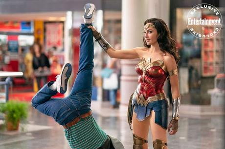 Nouvelles images officielles pour Wonder Woman 1984 de Patty Jenkins