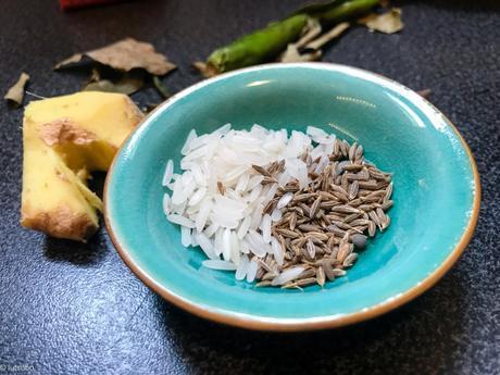 Parfum de Kerala – Avial (curry de légumes à la noix de coco)