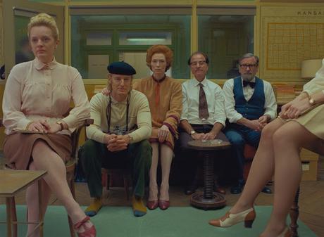 Premier trailer pour The French Dispatch de Wes Anderson