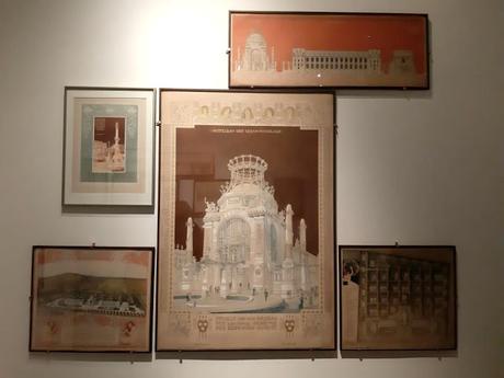 Otto Wagner architecte art nouveau exposition saison viennoise cité de l'architecture et du patrimoine