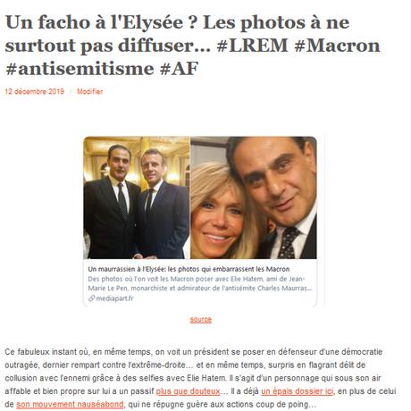 Macron : après la réhabilitation de Pétain, celle de Maurras ?