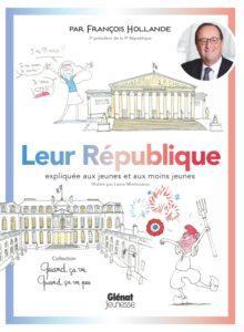 François Hollande devient auteur de BD ! Enfin presque ….