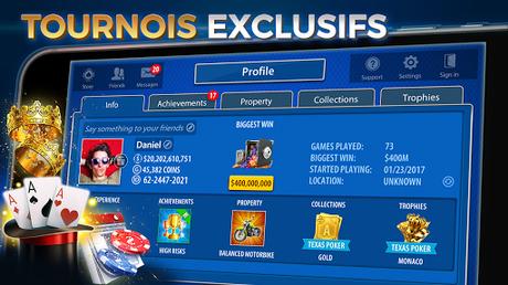 Télécharger Gratuit Vegas Craps par Pokerist APK MOD (Astuce) 2