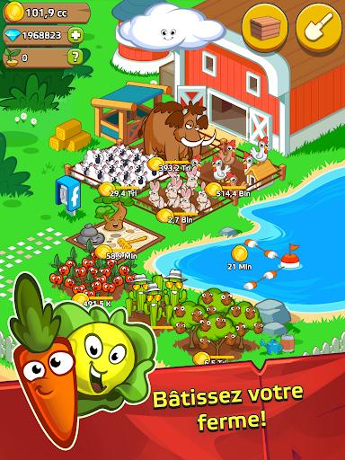 Code Triche Farm and Click - Idle Farming Clicker APK MOD (Astuce) 5
