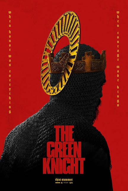 Première affiche teaser US pour The Green Knight de David Lowery