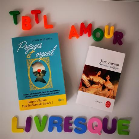 Throwback Thursday Livresque n°41 – Une histoire d'amour