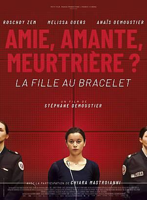 La Fille au Bracelet (2020) de Stephane Demoustier