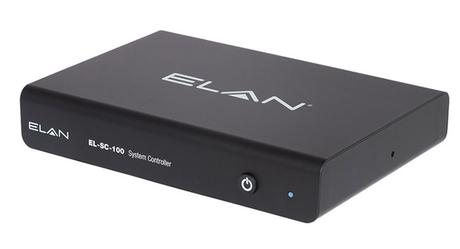 Elan SC-100 : un nouveau mini contrôleur AV et domotique