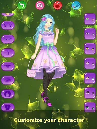 Télécharger Anime Boutique: Doll Maker APK MOD (Astuce) 3