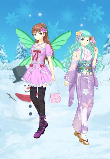 Télécharger Anime Boutique: Doll Maker APK MOD (Astuce) 1