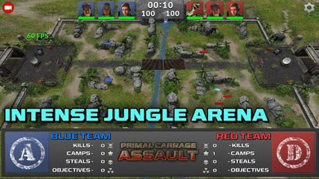 Code Triche Primal Carnage Assault APK MOD (Astuce) screenshots 3