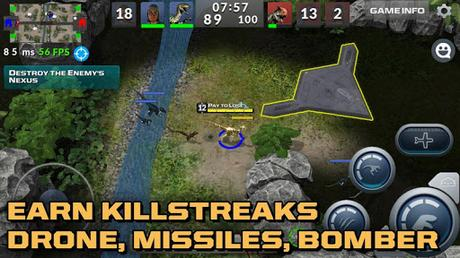 Code Triche Primal Carnage Assault APK MOD (Astuce) screenshots 4