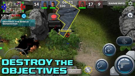 Code Triche Primal Carnage Assault APK MOD (Astuce) screenshots 5