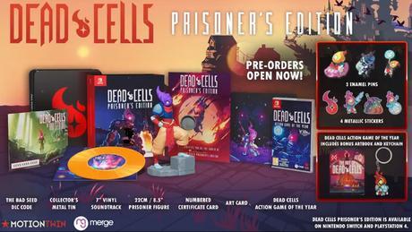 Dead Cells – Découvrez le collector Prisoner's Edition