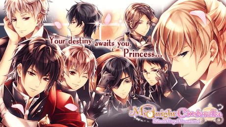 Télécharger Gratuit Midnight Cinderella:Otome Game APK MOD (Astuce) 5