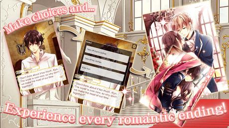 Télécharger Gratuit Midnight Cinderella:Otome Game APK MOD (Astuce) 6