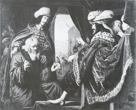Jan Victors 1651 Joseph brings his father before Pharaoh Location unknown