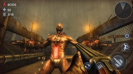 Télécharger Gratuit Zombie 3D Gun Shooter: Free Survival Shooting Game APK MOD (Astuce) screenshots 1