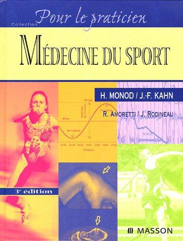 Médecine du sport by (Hardcover)