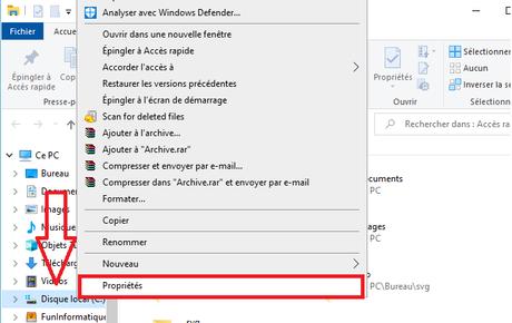Mon disque dur toujours à 100 sous Windows 10, que faire ?