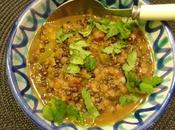 Curry lentilles Penjab