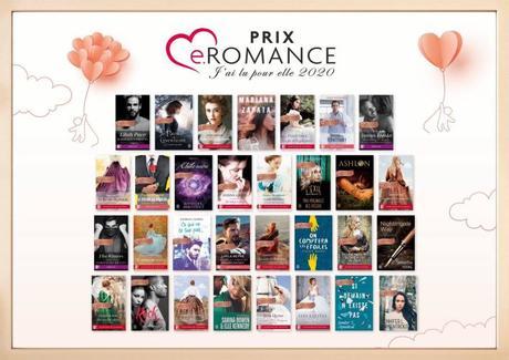 Prix e.Romance – J'ai lu pour elle 2020