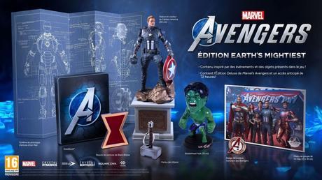 Marvel's Avengers – Les différentes éditions