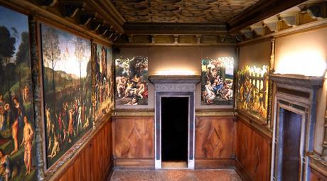 Second Studiolo Palais Ducal Mantoue