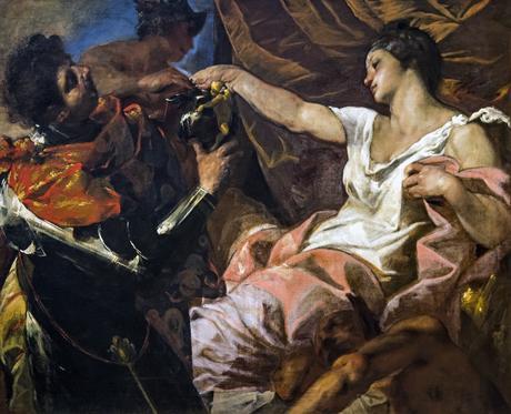 Accademia - Francesco Maffei - Mythological Scene