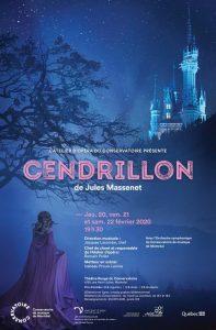 Un Après-midi à Vienne avec la soprano Aline Kutan et Cendrillon de Jules Massenet à l'Atelier d'opéra du Conservatoire de musique de Montréal