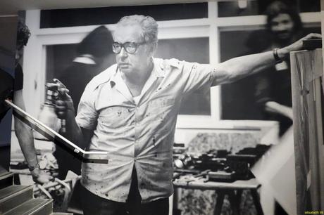 Hans Hartung, La fabrique du geste