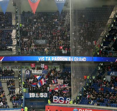 PSG Lyon : tempête sur le Parc