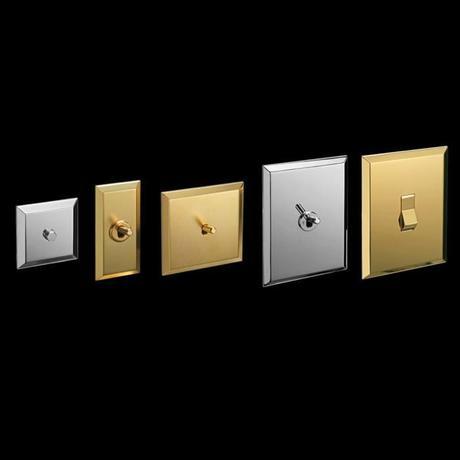 art déco Arnould Legrand prise électrique laiton mat décoration intérieur blog clem around the corner