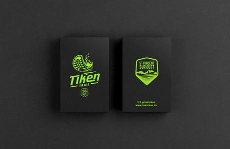 Création de l'identité visuelle du Tiken Trail