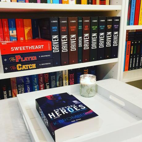 Cuffed | K. Bromberg (Everyday Heroes #1)