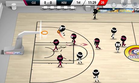 Télécharger Stickman Basketball 2017  APK MOD (Astuce) 1