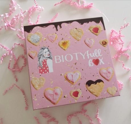 [Beauté] Unboxing et avis sur la Biotyfull Box gourmande de février