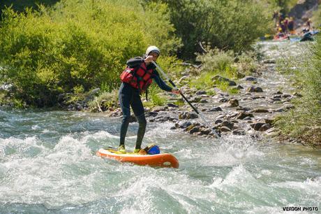 Rafting dans les Gorges du Verdon en 2020